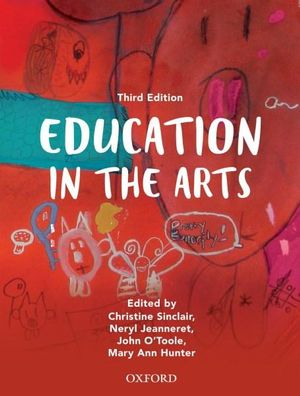 Cover of Education in the Arts