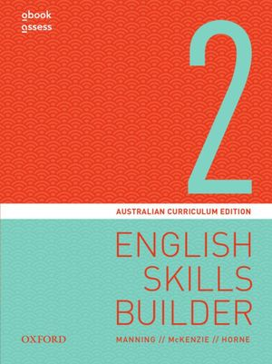 Cover of English Skills Builder 2