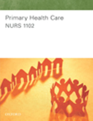 Cover of Primary Health Care