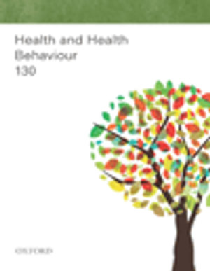 Cover of Health and Health Behaviour 130