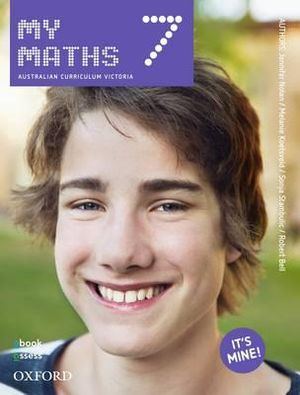 Cover of Onmaths 7