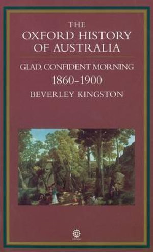 Cover of The Oxford History of Australia Volume 3