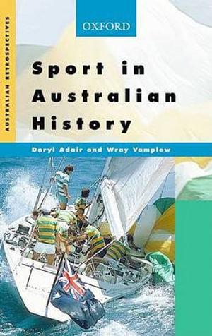 Cover of Sport in Australian History