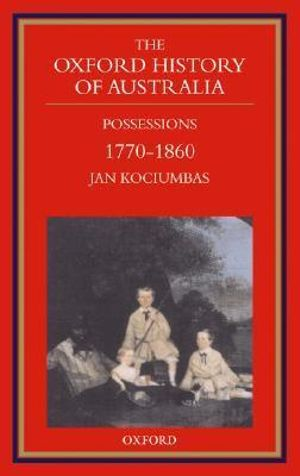 Cover of The Oxford History of Australia Volume 2