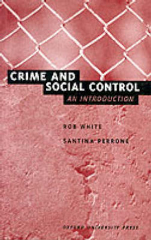 Cover of Crime and social control