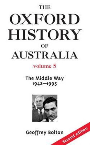 Cover of The Oxford History of Australia, 1942-1988