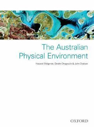 Cover of The Australian Physical Environment