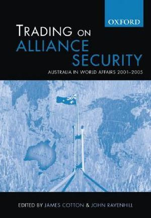 Cover of Trading on alliance security