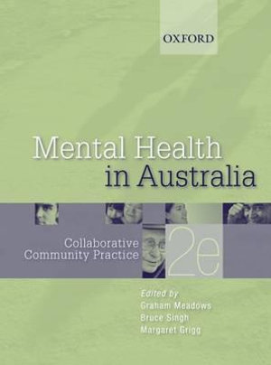 Cover of Mental Health in Australia