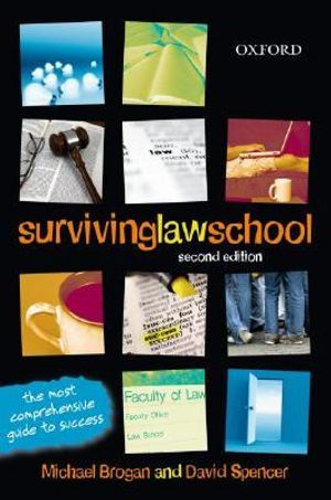Cover of Surviving Law School
