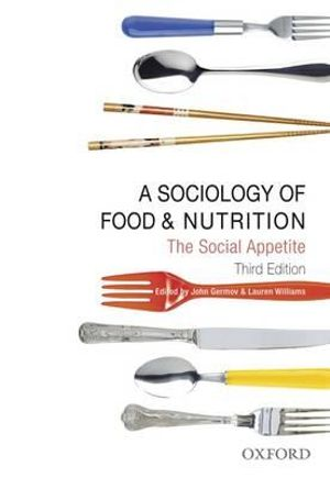 Cover of A Sociology of Food and Nutrition