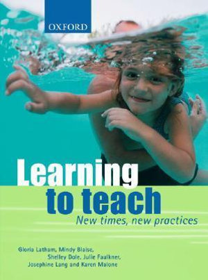 Cover of Learning to Teach