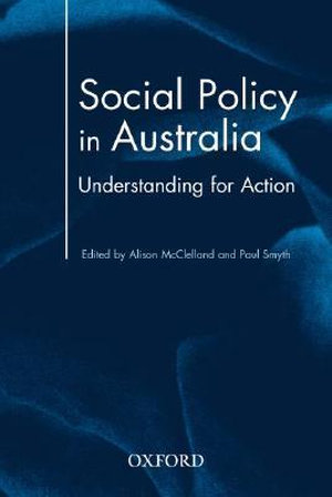 Cover of Social Policy in Australia