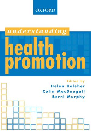 Cover of Understanding Health Promotion