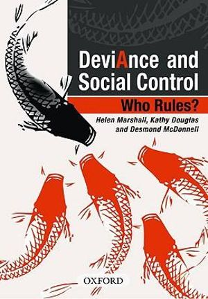 Cover of Deviance and Social Control