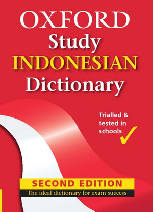 Cover of Study Indonesian Dictionary