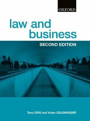 Cover of Law and Business