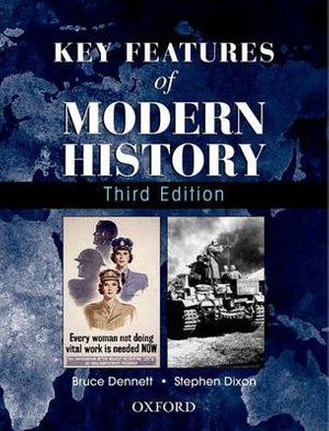 Cover of Key Features of Modern History