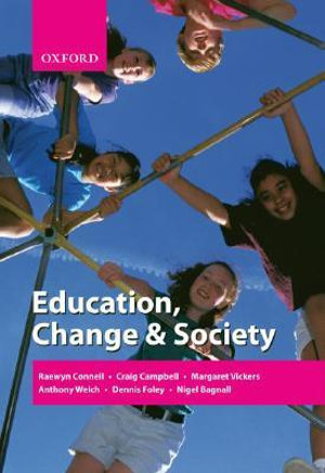 Cover of Education, change and society