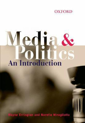 Cover of Media & politics