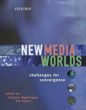 Cover of New Media Worlds