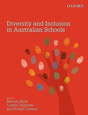 Cover of Diversity and Inclusion in Australian Schools