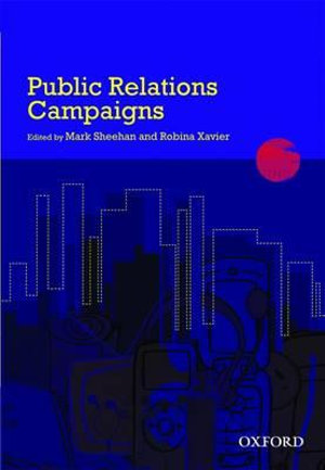 Cover of Public Relations Campaigns