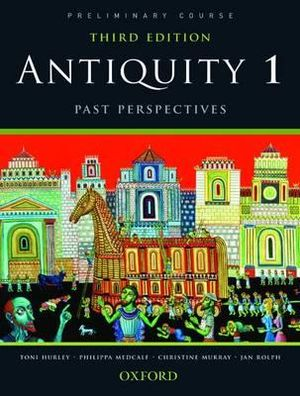 Cover of Antiquity 1