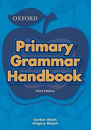 Cover of The Primary Grammar Handbook