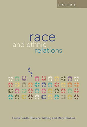Cover of Race and Ethnic Relations