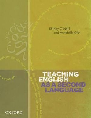 Cover of Teaching English as a Second Language