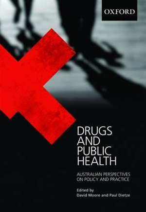 Cover of Drugs and Public Health