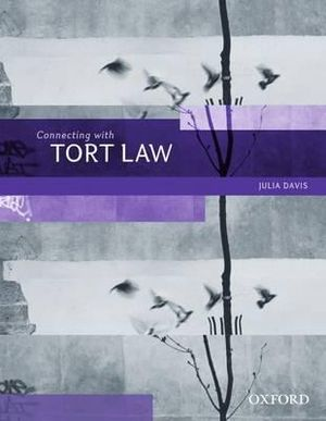 Cover of Connecting With Tort Law