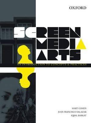 Cover of Screen Media Arts