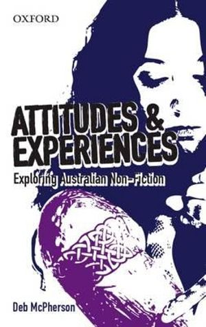 Cover of Attitudes and Experiences