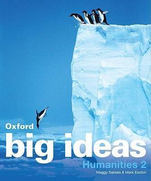 Cover of Oxford Big Ideas Humanities 2: VELS Edition