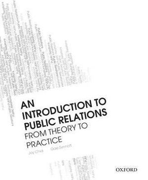 Cover of An Introduction to Public Relations