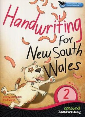 Cover of Handwriting for New South Wales Year 2