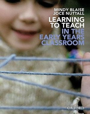 Cover of Learning to Teach in the Early Years