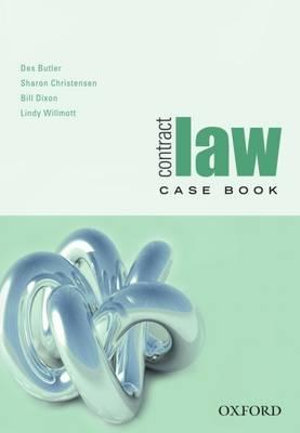 Cover of Contract Law Casebook