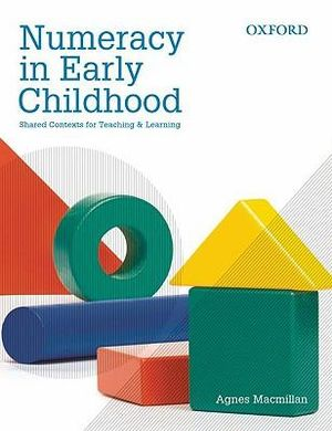 Cover of Numeracy in Early Childhood