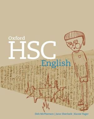 Cover of Oxford HSC English
