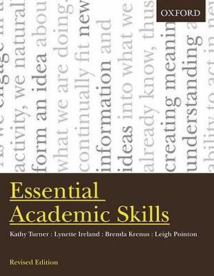 Cover of Essential Academic Skills