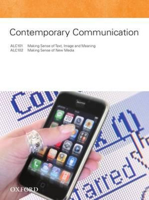 Cover of Contemporary Communication