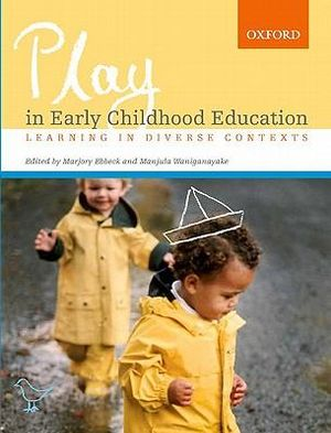 Cover of Play in Early Childhood Education