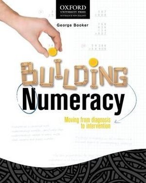 Cover of Building Numeracy