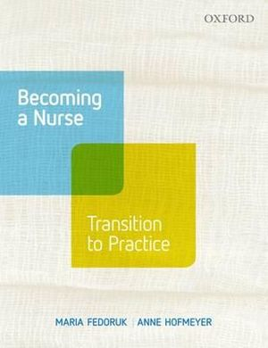 Cover of Becoming a Nurse