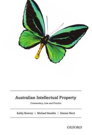 Cover of Australian Intellectual Property