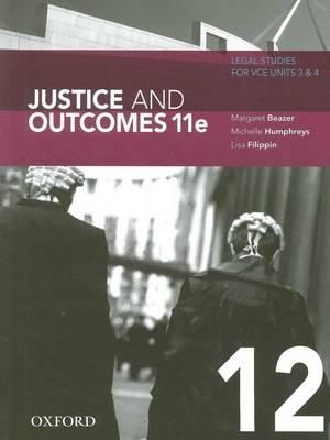 Cover of Justice and Outcomes