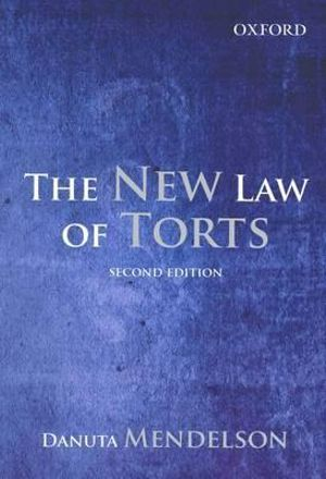 Cover of The New Law of Torts  Value Pack